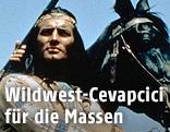 """Winnetou im Film """"Der Schatz im Silbersee"""""""