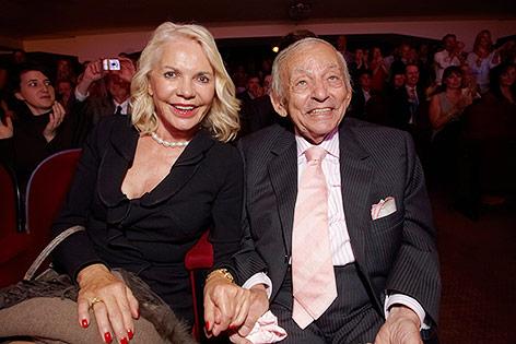 Ricki Schenk und Karl Wlaschek