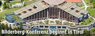 Hotel Interalpen Tyrol in Telfs-Buchen