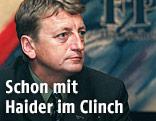 Salzburgs FPÖ-Landesparteichef Karl Schnell