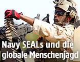 Mitglied der Navy Seals