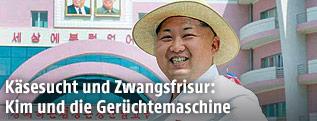Nordkoreas Staatschef Kim Jong Un