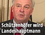 Steiermarks designierter Landeshauptmann Hermann Schützenhöfer (ÖVP)