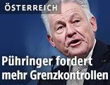 Oberösterreichs Landeshauptmann Josef Pühringer (ÖVP)