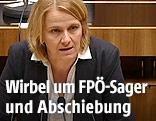 FPÖ-Gesundheitssprecherin Dagmar Belakowitsch-Jenewein