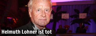 Schauspieler, Regiesseur und Direktor Helmut Lohner