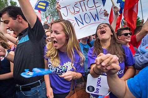 Pa Verfassung und gleichgeschlechtliche Ehe