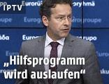 Euro-Gruppe-Chef Jeroen Dijsselbloem