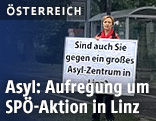 SPÖ-Aktion in Linz