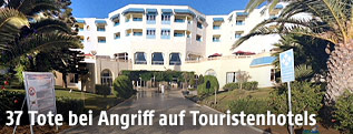 Hotel Imperial in Sousse