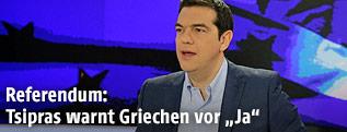 Griechenlands Premier Alexis Tsipras