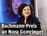 Die Autorin Nora Gomringer