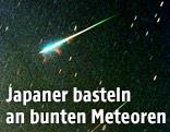 Ein Meteor