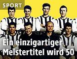 Meistermannschaft des LASK aus dem Jahr 1965