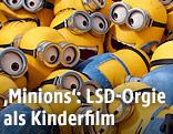 "Szene aus dem Film ""Minions"""