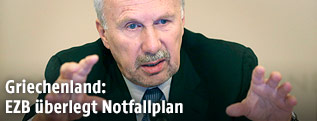 EZB-Ratsmitglied Ewald Nowotny