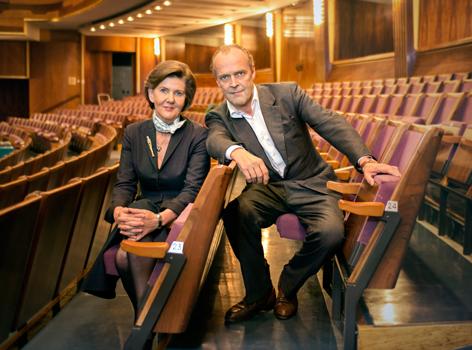 Helga Rabl-Stadler, Sven-Eric Bechtolf