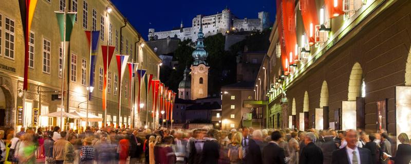 Salzburger Hofstallgasse
