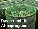 Iranischer Atomreaktor