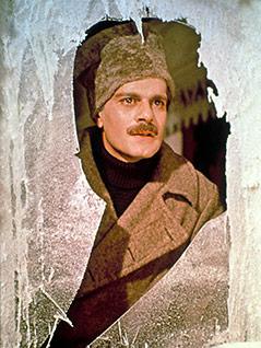 Omar Sharif in Doktor Schiwago