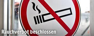 Ein Rauchverbotspickerl