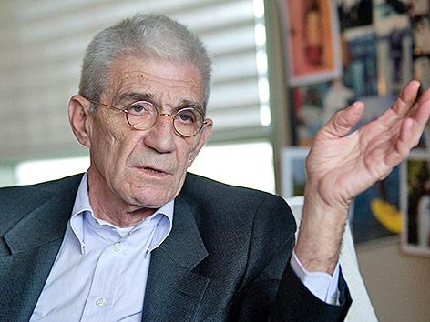 Thessalonikis Bürgermeister Yannis Boutaris