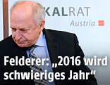 Bernhard Felderer, Präsident des Fiskalrats