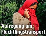 Ein Flüchtling