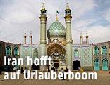 Imamzadeh Helal Moschee in Isfahan im Iran