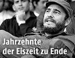 Fidel Castro im Jahr 1973