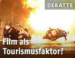 Explosion während der Dreaharbeiten von Mission: Impossible 5
