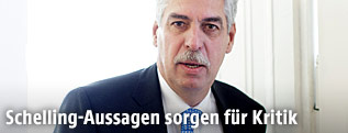 Finanzminister Hans Jörg Schelling (ÖVP)