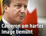 Englands Premierminister David Cameron