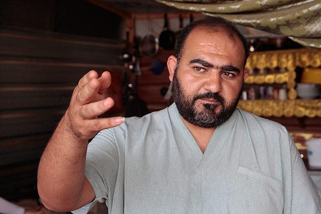 Flüchtlingslager in Jordanien