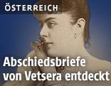 Mary Vetsera, die Geliebte von Kronprinz Rudolf