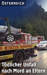 Aiutounfall in Kärnten
