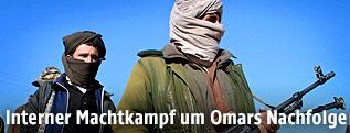 Kämpfer der Taliban