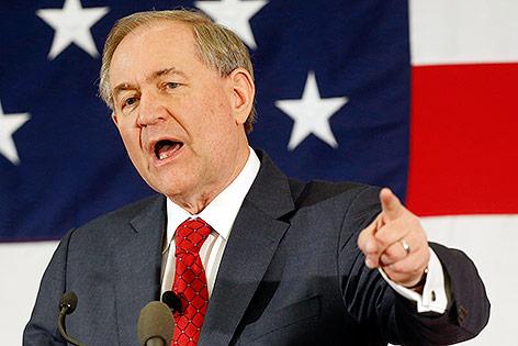 US- Präsidentschaftskandidat Jim Gilmore
