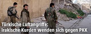 PKK-Kämpfer im Nordirak