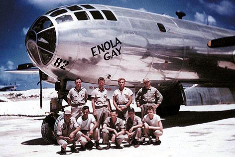 enola gay 5-29 crew