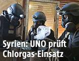UN-Waffenexperten