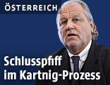 Ex-SK Sturm Graz-Präsident Hannes Kartnig