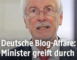 Deutscher Generalbundesanwalt Harald Range