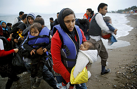 Flüchtlinge Griechenland News
