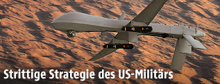 MQ-1 Predator Drohne des US-Militärs