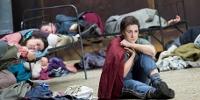 Iphigenie in einem asylähnlichen Bettenlager