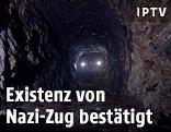Unterirdisches Stollensystem in Polen