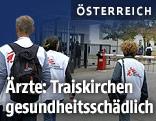 """""""Ärzte ohne Grenzen""""-Team in Traikirchen"""