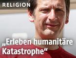 Caritas-Auslandshilfechef Christoph Schweifer