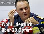 Der burgenländische Landespolizeidirektor Hans Peter Doskozil